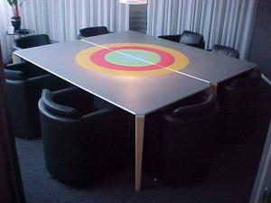 Xingu Table, Leolux