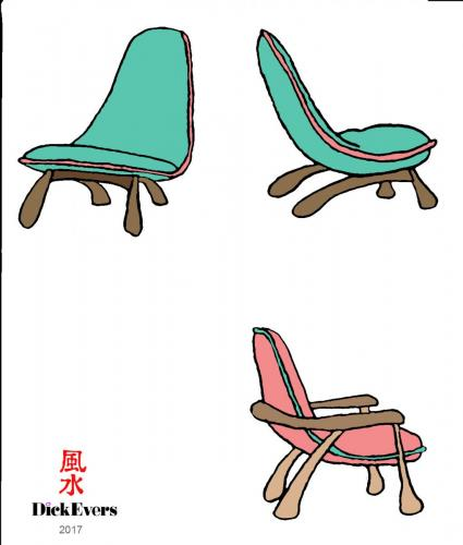 LEOLUX Chí Chair Wood 7.2