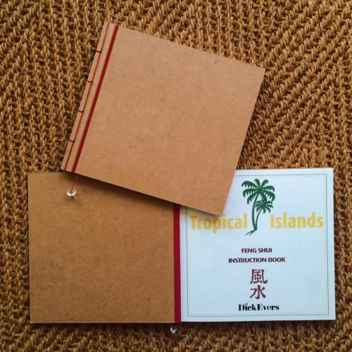 Tropical Islands Feng Shui book, Berlin